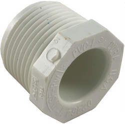 1 Inch Threaded Plug 450-010 mpt