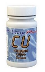 Copper Cu+2 50 Test Strips 486632