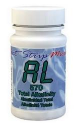 Alkalinity Total 100 Test Strips 486641