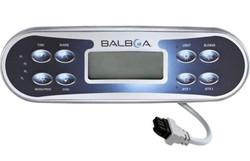 Balboa ML700 PANEL JET 1 JET 2 BLOWER LIGHT TIME 52649-02