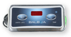 Balboa Lite Leader Panel 2 Button 34-54116-K 54116