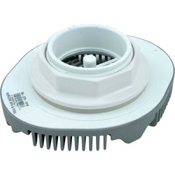 """2.5"""" Suction Straight Adapter 250GPM Grey 640-4627"""