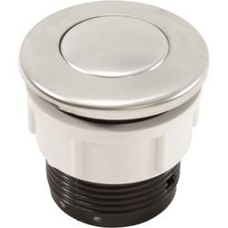 Waterway Air Button Stainless Steel 650-3100