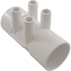 3/4 Ribbed Manifold 2S x 2S x 4 3/4 RB 672-7110