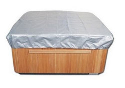 """7'x7'x12"""" Cover Cap for Hot Tub Cover 7CC12"""