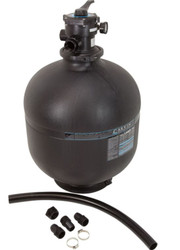 """Jacuzzi Laser 25"""" Sand Filter Up to 25GPM per SqFt Flow 94089250"""