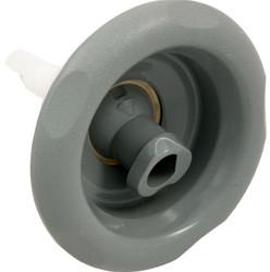 Rotational Cyclone Emerald Cut Grey Swirl 944511WW