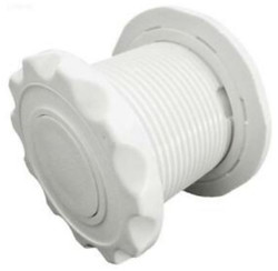 Power Touch Air Button White Scalloped 951040-000 951040-000