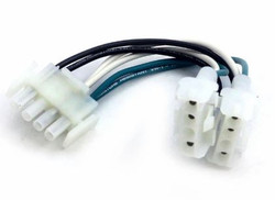 Cable Splitter PP-1 AMP Male to 2 Female 9920-401369