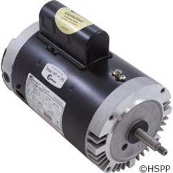 1.5Hp 115V 230V Threaded 56J FR Motor B129