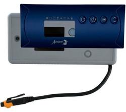IN.K19-2OP Control Panel and Overlay BDLK192OP