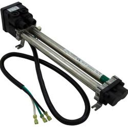 Double Barrel Heater Assembly 6.0KW Auto Re-set 26-C3160-1S C3564-1