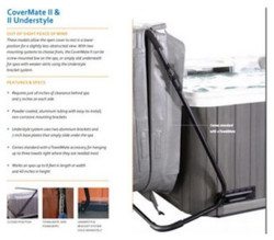 CoverMate II CMII Cover Lifter