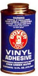 Vinyl adhesive 4oz