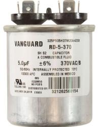 5 MFD Run Capacitor 370V RCR5-370 RD-5-370