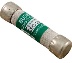 25 Amp Buss Fuse Time Delay SC-25