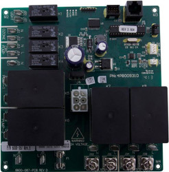 2-Pump LED 2014 Circ Pump LX-15 SWEETWATER JACUZZI 6600-726