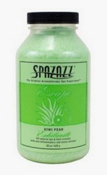 22oz Escape Crystals Kiwi Pear Exhilarate Spazazz SPAZ106
