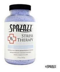19OZ Crystals RX Stress Therapy De-Stress Spazazz SPAZ605