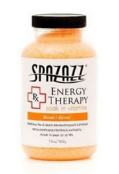 19OZ Crystals RX Energy Therapy Boost Spazazz SPAZ606
