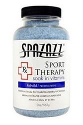 19OZ Crystals RX Sport Therapy Rebuild Spazazz SPAZ607