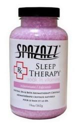 19OZ Crystals RX Sleep Therapy Rejuvenate Spazazz SPAZ609