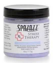 SPAZAZZ Rx Therapies 4oz Jar Stress Therapy SPAZ815