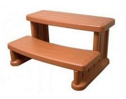 Topside Step Redwood SSS-R