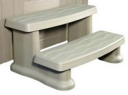 Topside Step -Warm Grey SSS-WG