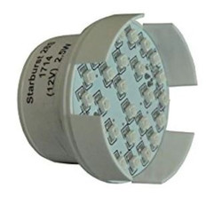 28 LED Starburst Light Bulb STRBRST 28S-3