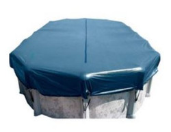 12' X 18' Above Ground Oval Winter Cover with Winch Ro WC1218O