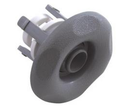 Adjustable Scallop Face Mini Jet Grey 212-1247