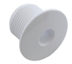 Ozone Cluster Wall Fitting 1 Inch Threaded White 215-9860