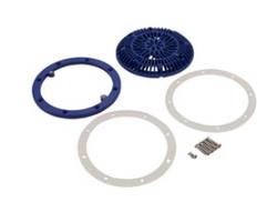 8in Galaxy Cover Ring Gasket Screws Dark Blue 25548-169-000