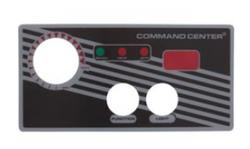 2 Button Overlay For Command Center 30215BM