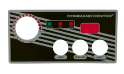 3 Button Overlay For Command Center 30217BM