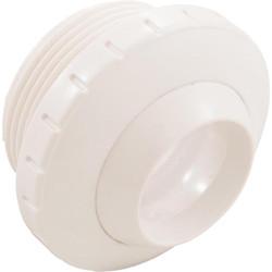 """Waterway Threaded Fitting 1.0"""" Eyeball Opening  White 400-1410E"""