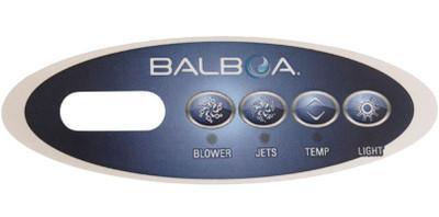 Balboa Control Panel Overlay 11095