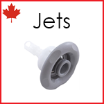 Jets for Hot Tubs in Canada