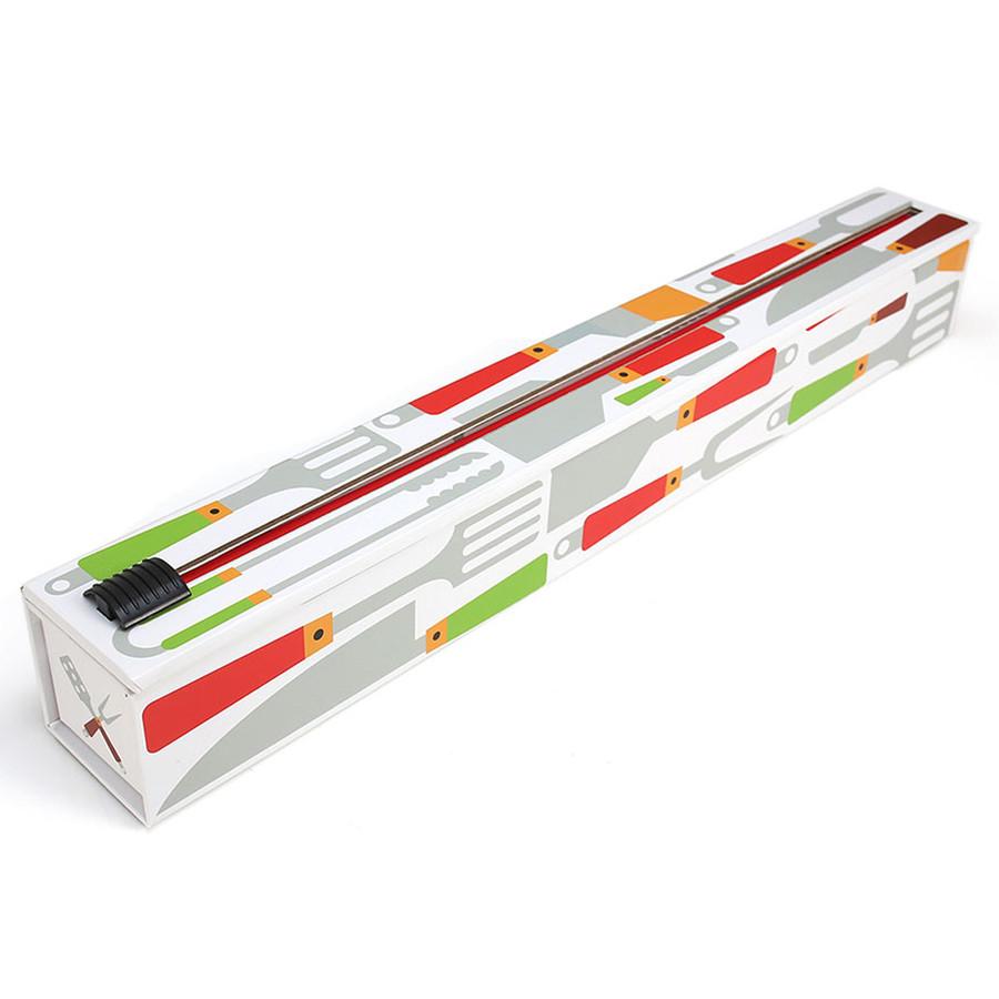 """Dispenser Essential Tools Aluminum Foil  18"""" x 30'"""
