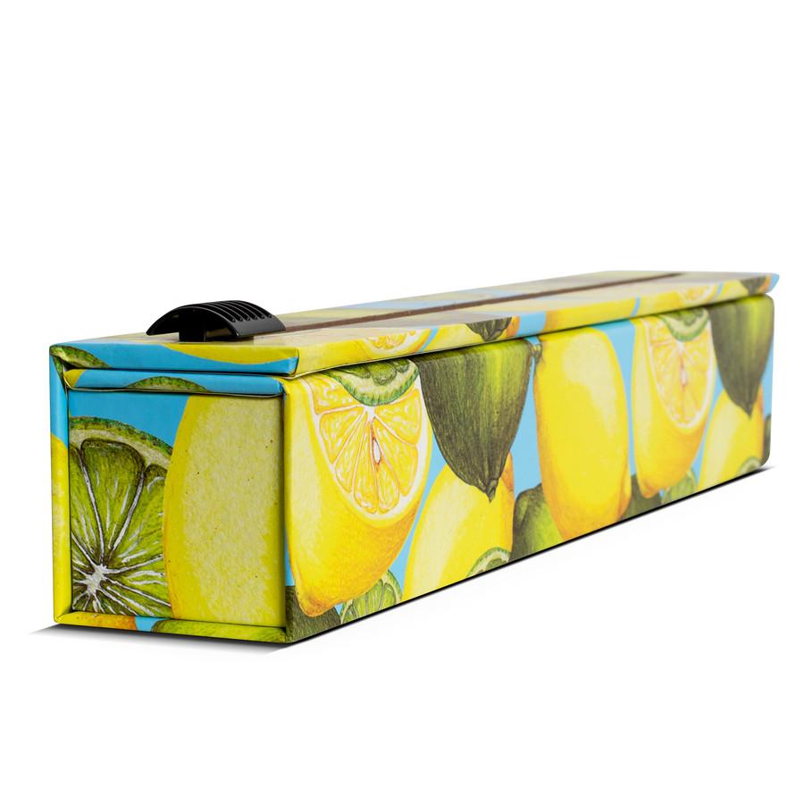 """NEW Dispenser Lemon Aluminum Foil 12"""" x 30'"""