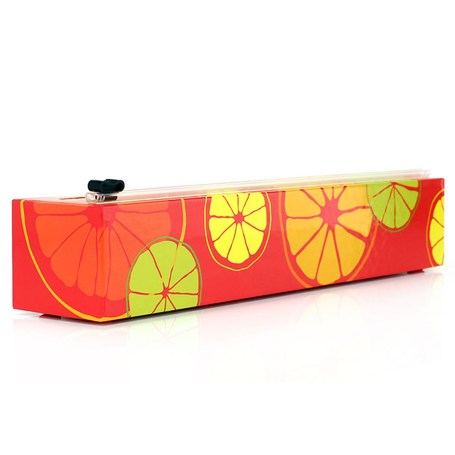 "Dispenser Citrus Plastic Wrap 12"" x 250'"