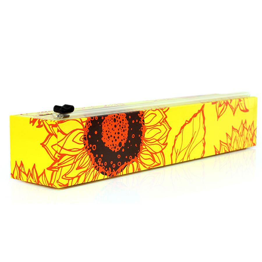 """Dispenser Sunflower Plastic Wrap 12"""" x 250'"""