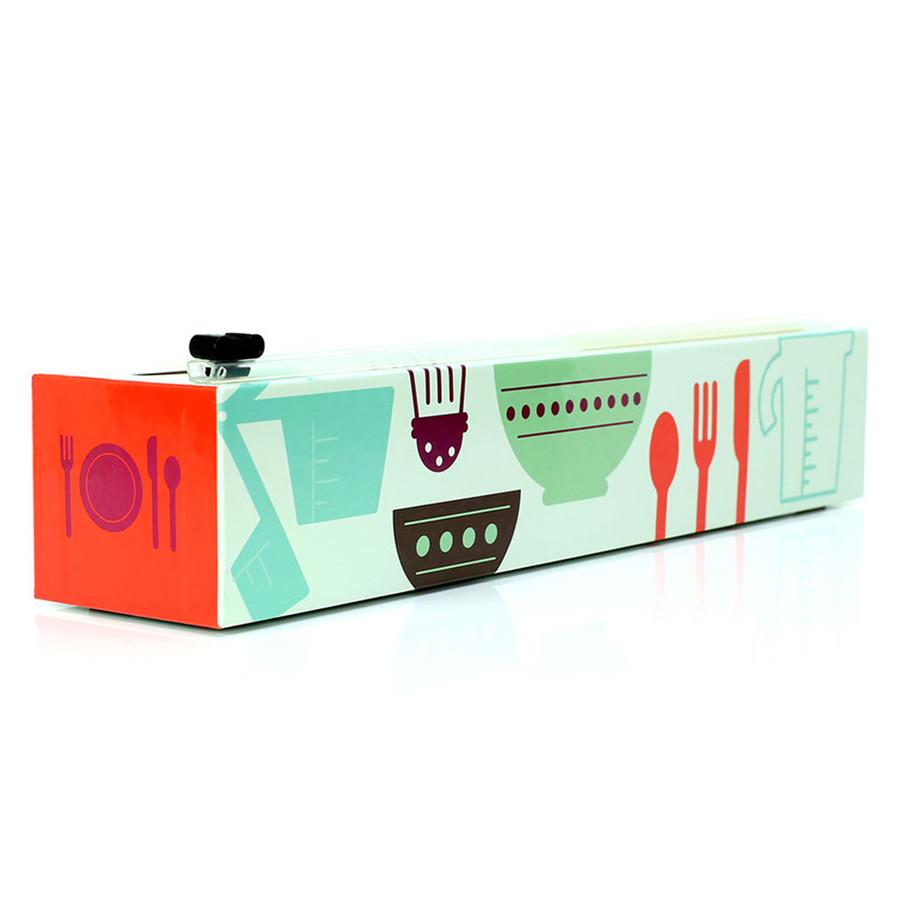 "Dispenser Cook's Tools Plastic Wrap 12"" x 250'"
