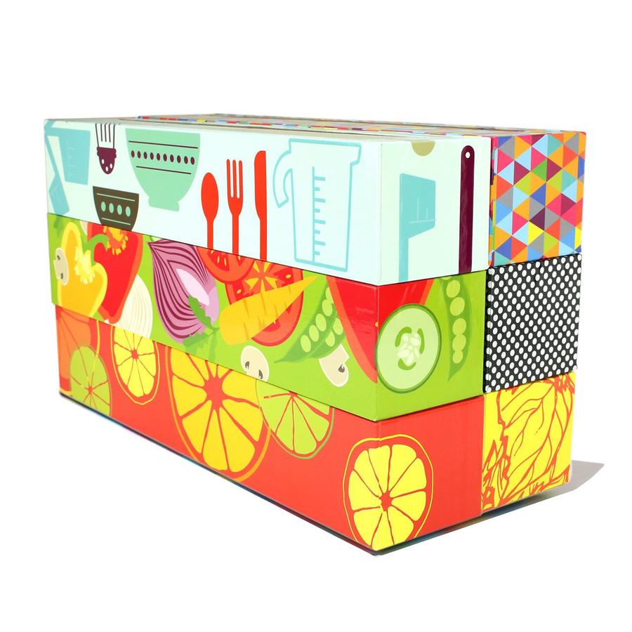 "Dispenser Mixed Case Plastic Wrap 12"" x 250'"