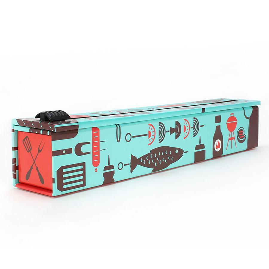 """Dispenser BBQ Tools Aluminum Foil 12"""" x 30'"""