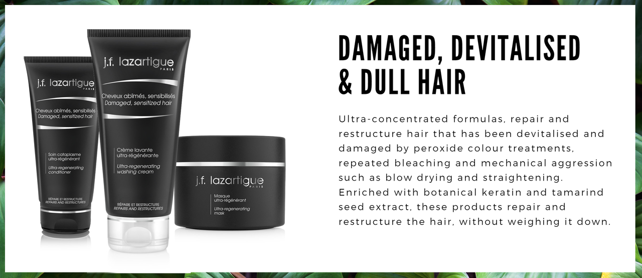 Ultra-Regenerating - Damaged and Devitalised Hair