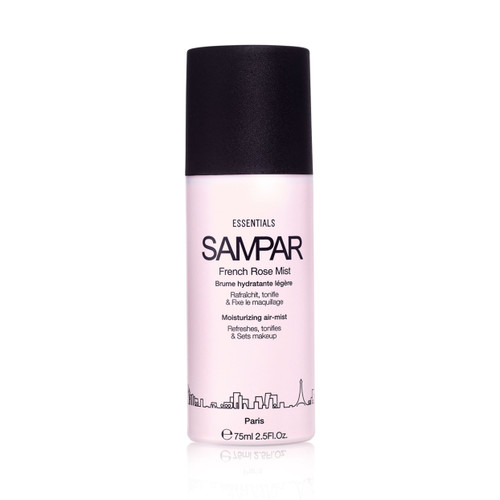 SAMPAR French Rose Mist - Tones & sets makeup Front