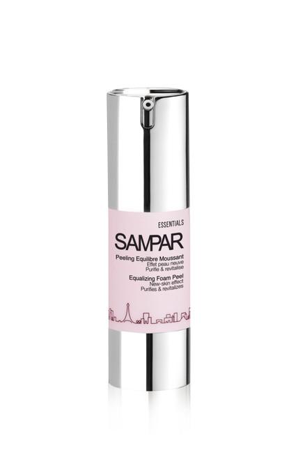 SAMPAR Equalizing Foam Peel - Exfoliate, detoxify & renew Front