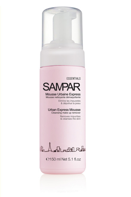 SAMPAR Urban Express Mousse - Facial cleanser Front